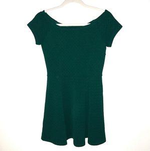 💥😜 5/$20 🎀 F21 Deep Turquoise / Green Dress